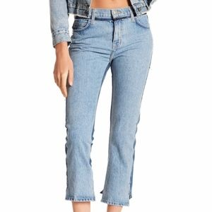 NWT Current/Elliott High Waist Somera Jeans 27